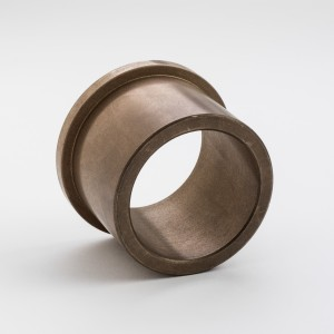 Sinterbronze bearings – Flange